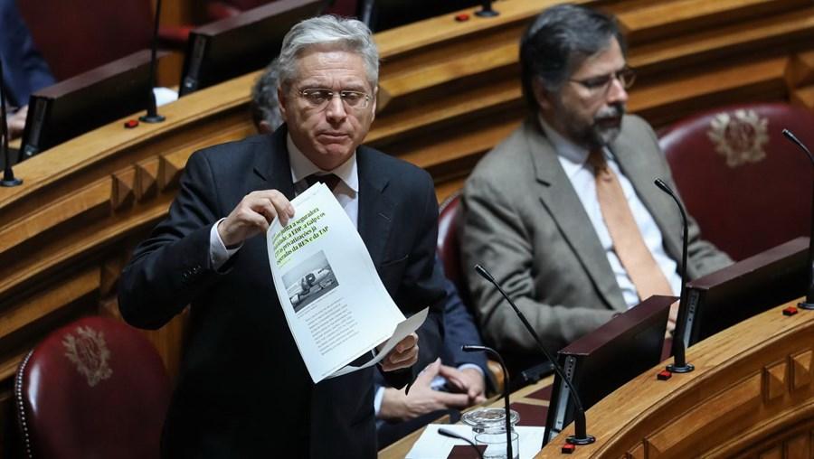Luís Leite Ramos, deputado do PSD