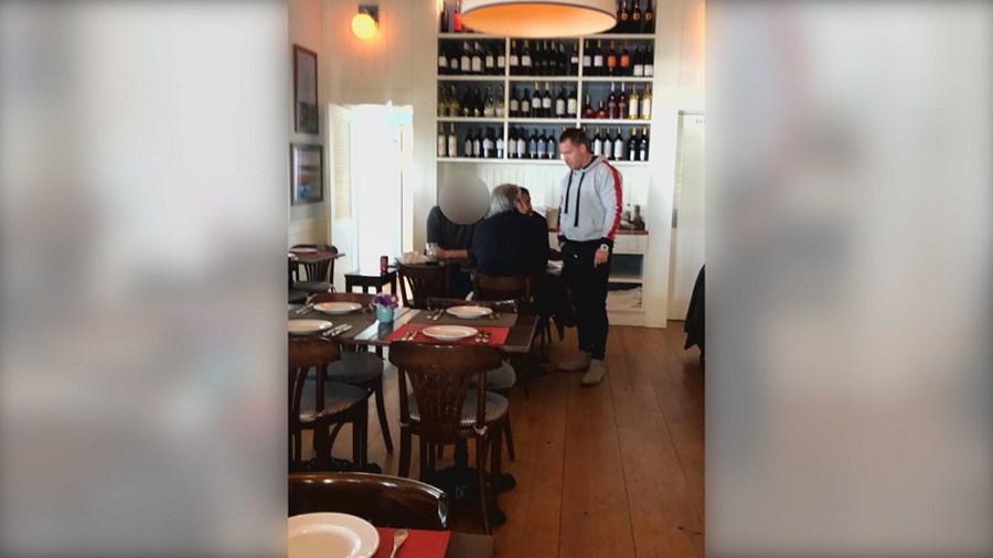 Cabecilha dos Super Dragões confronta Paulo Gonçalves em restaurante no Porto