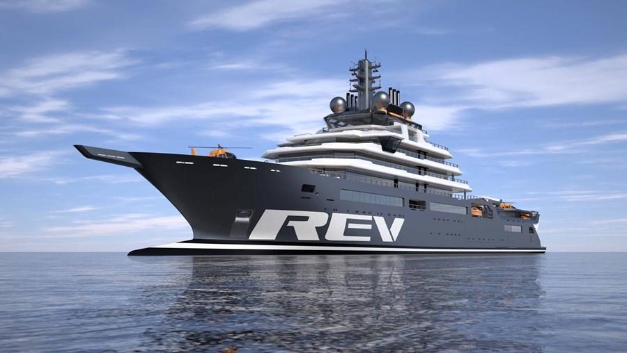 Milionário constrói maior navio do mundo para retirar plástico do oceano