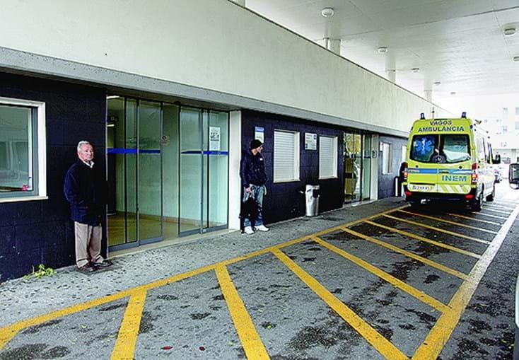 Urgência do Hospital de Aveiro