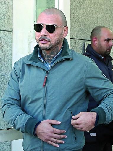Mustafá, chefe da Juve Leo