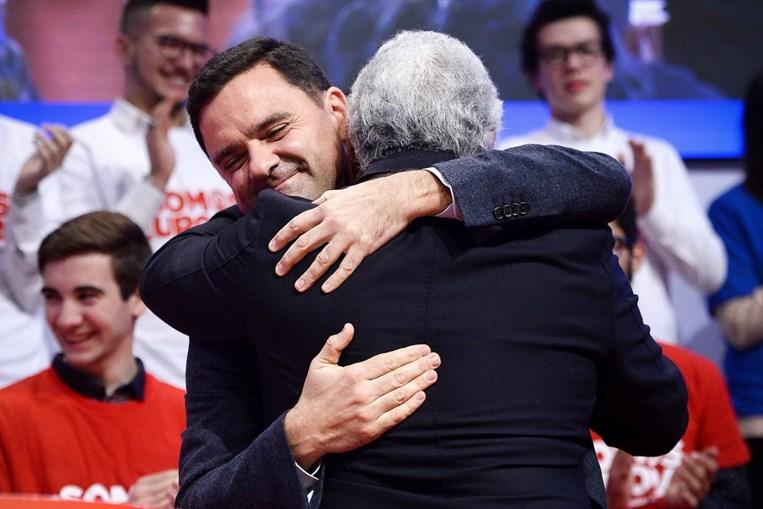 Costa apresentou Pedro Marques como cabeça de lista às europeias