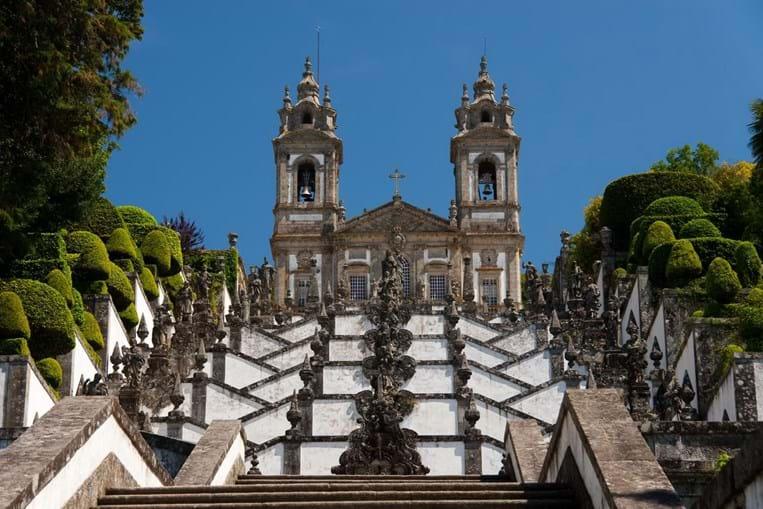 Santuário do Bom Jesus, Braga