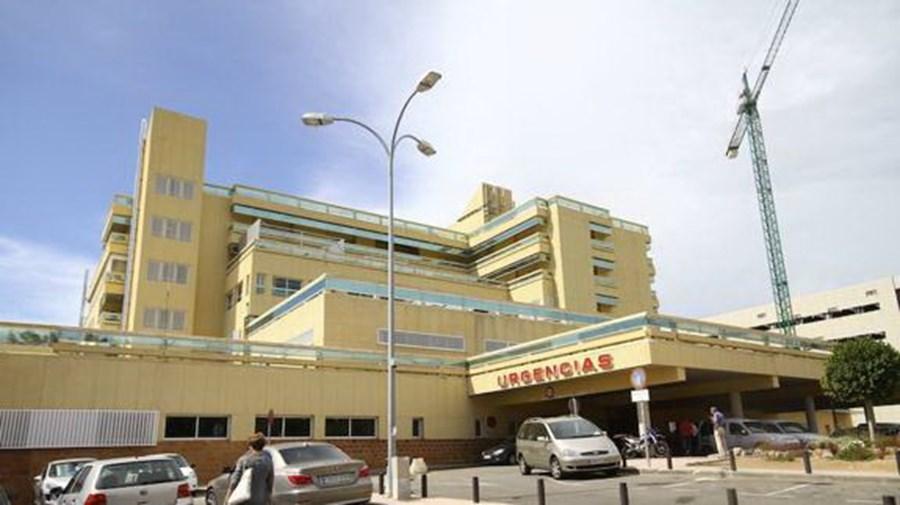 Hospital da Costa del Sol, em Málaga