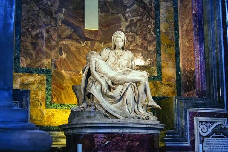 Pietà, de Michelangelo