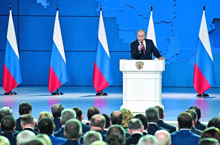Ameaças de Vladimir Putin colocam o Mundo perante uma nova Guerra Fria