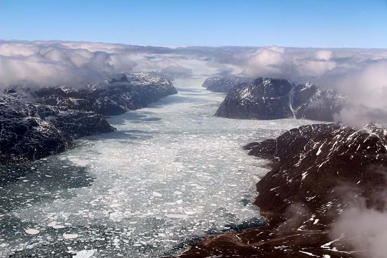 O degelo no Ártico está a provocar mudanças no clima a nível global