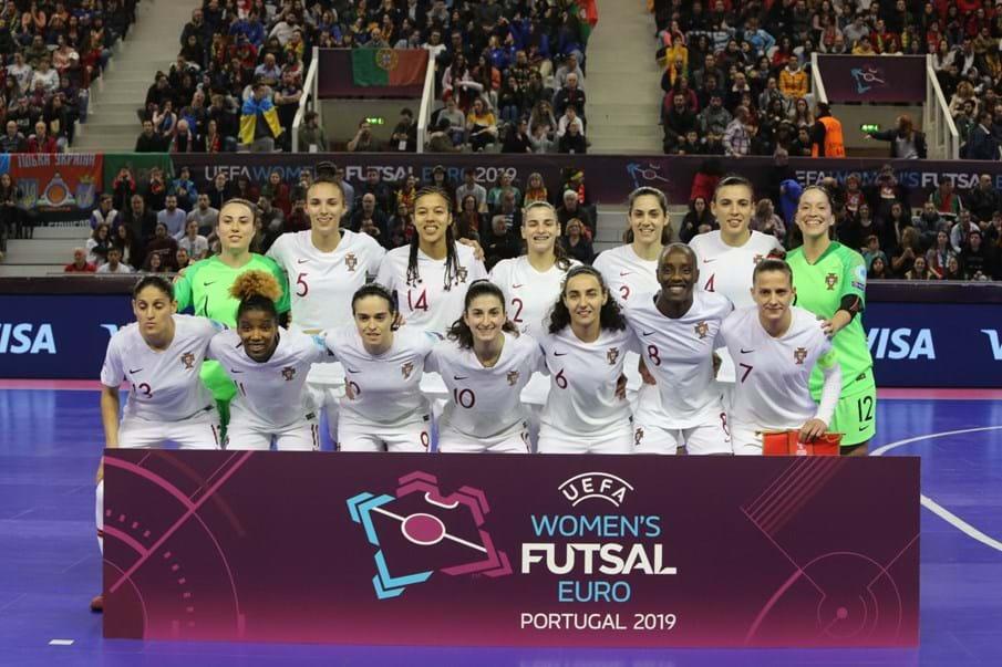 Portugal procura sagrar-se o primeiro campeão europeu de futsal feminino -  Modalidades - Correio da Manhã 90bfda3342d6e