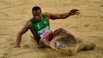 Nelson Évora quer 'chegar forte' aos Jogos Olímpicos e lutar pelas medalhas