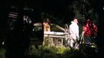 Autópsia confirma morte de mãe e filha pelo fogo em carro