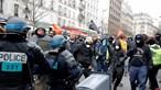 'Coletes Amarelos' instalam caos no coração de Paris