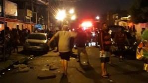 Condutor alcoolizado atropela cinco pessoas em desfile de Carnaval no Rio de Janeiro