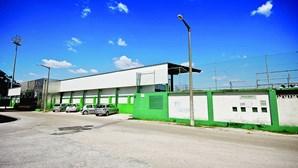 Estádio Municipal da Figueira da Foz assaltado