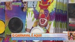 O Carnaval é aqui!