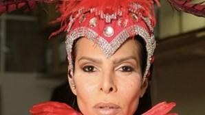 Famosos divertem-se no Carnaval e mostram as melhores máscaras