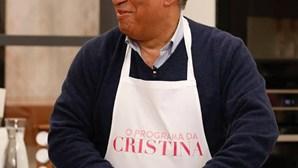 """António Costa e a mulher cozinham no 'Programa da Cristina': """"Ele tinha imensas namoradas"""""""