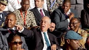 Marcelo Rebelo de Sousa em Angola: Da chegada a Luanda à quebra do protocolo