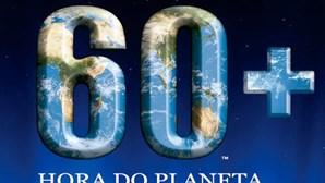 Falta 1 mês para a hora do planeta