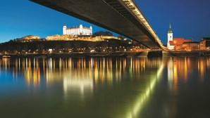 Pequena cidade de Bratislava é um amor logo à primeira vista