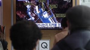 Coreia do Norte prepara novo lançamento de míssil
