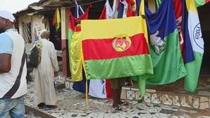 """Guiné-Bissau olha para redução de casos de Covid """"com muita cautela"""" devido a greve no setor da saúde"""