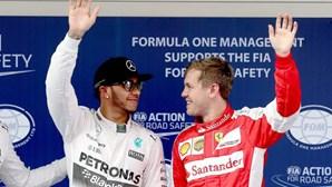 Hamilton e Vettel retomam duelo na nova temporada de Fórmula 1
