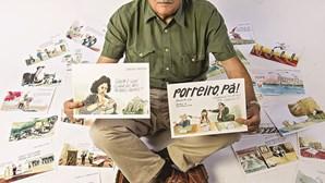 Morreu o cartoonista Augusto Cid, sem medo do poder