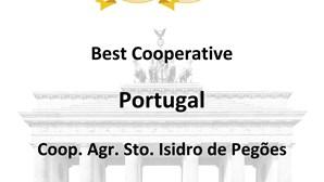 Adega de Pegões considerada a melhor Cooperativa de Portugal na Alemanha
