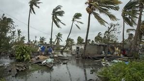 Equipas de socorro prevêem salvar todas as pessoas isoladas em Moçambique dentro de três a cinco dias