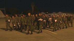 Fuzileiros partem para Moçambique em missão de resgate após ciclone Idai