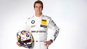 Piloto Félix da Costa promovido ao terceiro lugar na segunda prova de Fórmula E