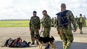 Evolução no terreno vai redefinir presença militar portuguesa em Moçambique