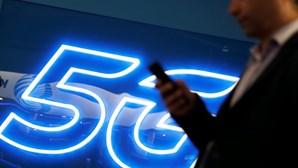 Propostas no leilão do 5G somam 294,6 milhões de euros no 79.º dia licitação principal
