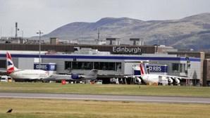 Avião com destino à Alemanha voou por engano para a Escócia