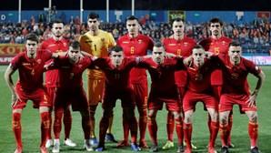 UEFA pune Montenegro com jogo à porta fechada por cânticos racistas