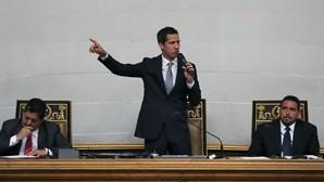Guaidó cria centro de comunicação para combater censura do regime de Maduro