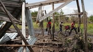 INEM envia hospital de campanha e 28 profissionais para Moçambique