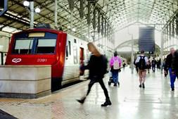 Comboios CP