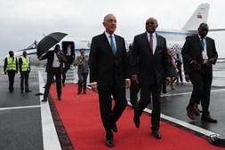 Marcelo Rebelo de Sousa visita Angola