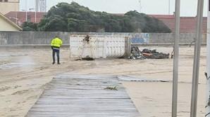 Cabeça de mulher encontrada dentro de saco de plástico em praia de Leça da Palmeira