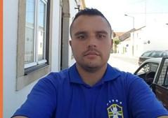 O árbitro Ricardo Lourenço