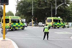 Tiroteio em mesquita na Nova Zelândia faz várias vítimas