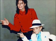 Wade Robson tinha sete anos quando conheceu Michael Jackson