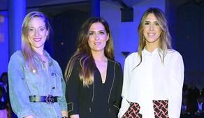Andreia Coentrão, Ana Sofia Moreira e Joana Villas-Boas