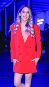 Sara Carreira também esteve no Portugal Fashion