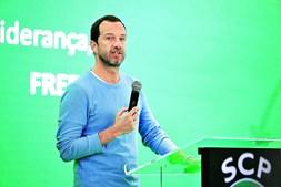 Frederico Varandas sugere a criação de um Conselho Estratégico para a Segurança no Desporto para punir exemplarmente os casos de agressão