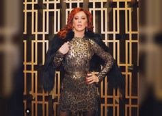 A atriz Cláudia Raia em Portugal