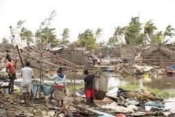 Imagens mostram dimensão da tragédia provocada pelo ciclone Idai