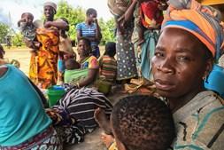 Ciclone Idai devastou Moçambique