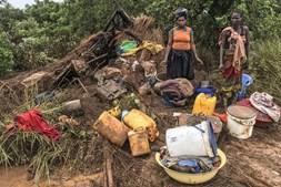Ciclone Idai deixa rasto de destruição em Moçambique